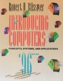 Introducing Computers by Robert H. Blissmer