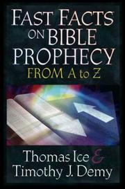 Fast facts on Bible prophecy from A to Z PDF