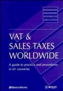 VAT & Sales Taxes Worldwide PDF
