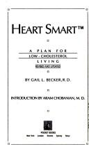 Heart smart by Gail L. Becker