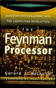 The Feynman processor by G. J. Milburn