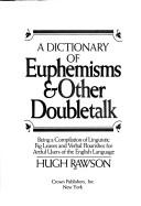 A dictionary of euphemisms and other doubletalk PDF