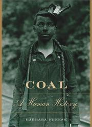 Cover of: Coal by Barbara Freese