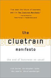 The Cluetrain Manifesto