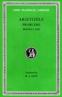 Aristotle: Problems PDF