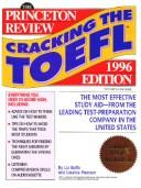 Cracking The TOEFL PDF