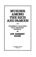 Murder Among The Rich & Famous PDF
