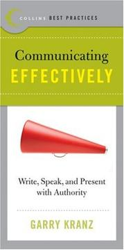 Best Practices: Communicating Effectively PDF