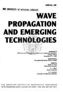 Wave Propagation and Emerging Technologies PDF