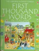 The first thousand words in Italian PDF