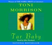 Cover of: Tar Baby by Toni Morrison