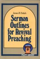 Sermon Outlines for Revival Preaching (Pulpit Library) PDF