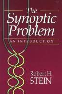 The Synoptic Problem PDF