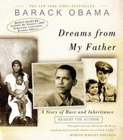 Cover of: Dreams from My Father by Barack Obama