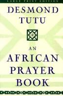 Cover of: An African Prayer Book by Desmond Tutu