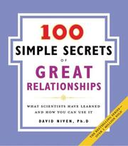 100 Simple Secrets of Great Relationships PDF