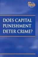 Does Capital Punishment Deter Crime? PDF