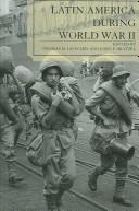 Latin America During World War II (Jaguar Books on Latin America) PDF
