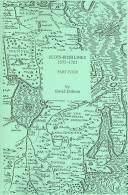 Scots-irish Links, 1575-1725 PDF