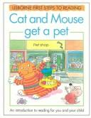 Cat and Mouse Get a Pet PDF
