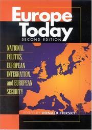 Europe Today PDF