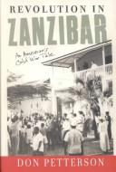 Revolution in Zanzibar by Donald Petterson