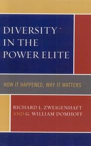 Diversity in the Power Elite PDF