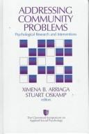 Addressing community problems PDF
