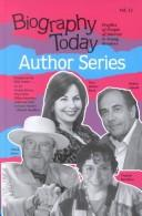 Biography Today Author Series