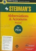 Stedman's Abbreviations, Acronyms & Symbols, Third Edition, for PDA PDF