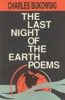 The last night of the earth poems PDF