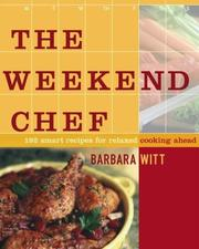 The weekend chef PDF