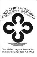 Group care of children by Morris Fritz Mayer