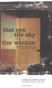 That Eye, the Sky by Tim Winton, Tim Winton