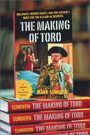 The Making of Toro PDF