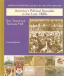 America's Political Scandals in the Late 1800s by Corona Brezina