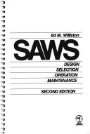 Saws by Ed M. Williston