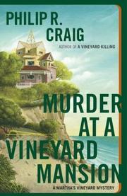 Murder at a vineyard mansion PDF