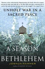 A Season in Bethlehem PDF