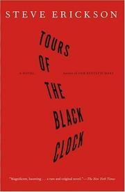 Tours of the black clock PDF