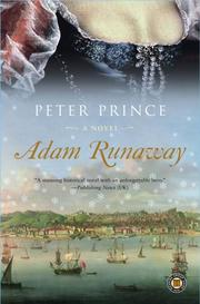 Adam Runaway by Peter Prince