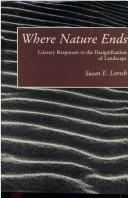 Where nature ends PDF