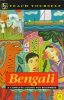 Bengali by William Radice