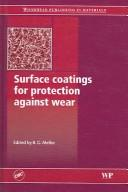 Surface coatings for protection against wear PDF