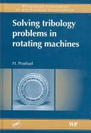 Solving tribology problems in rotating machines PDF