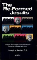 Re-Formed Jesuits