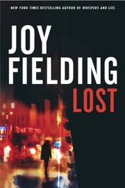 Lost by Joy Fielding