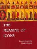 The meaning of icons by Léonide Ouspensky
