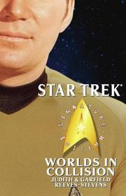 Star trek worlds in collision by Judith Reeves-Stevens
