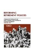 Reforming retirement policies PDF